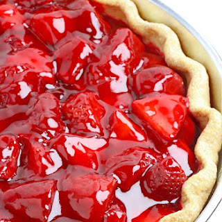 Strawberry Pie With Gelatin Recipes