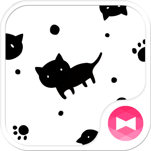Cute Wallpaper Raining Cats Icon
