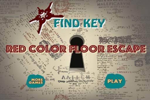玩解謎App RedColorFloorEscape免費 APP試玩