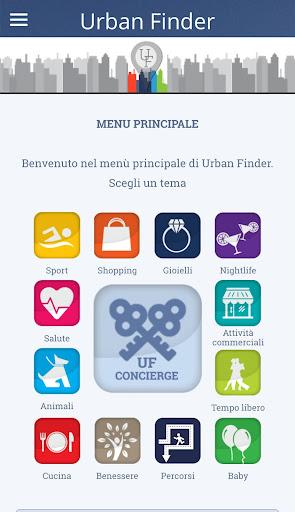 Urban Finder