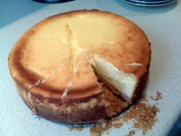 New York Style Cheese Cake Recipe
