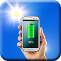 Solar battery Prank Chargerr icon