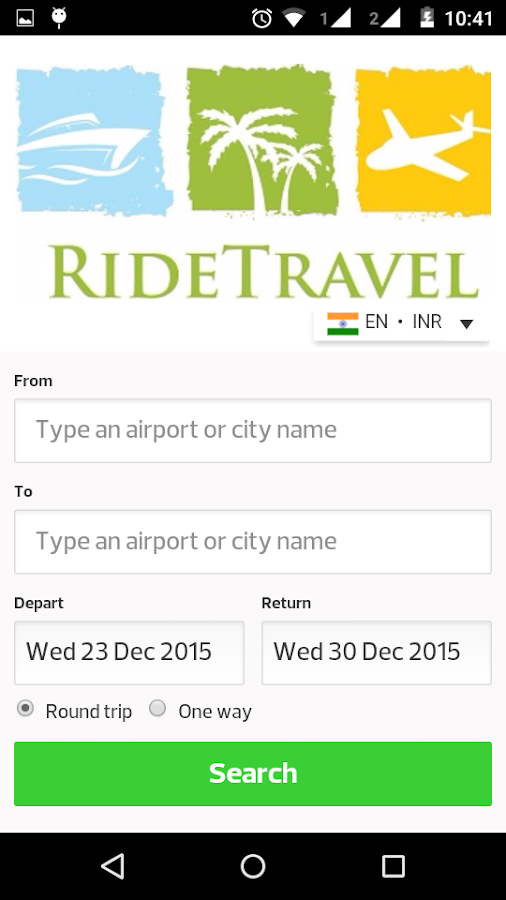 Ride Travel- screenshot