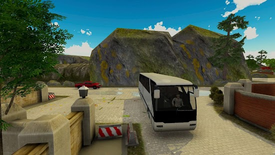 Bus Driver Academy 3D - náhled