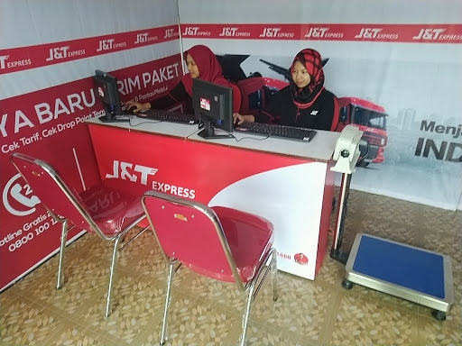 J&T JNT Express Sukun