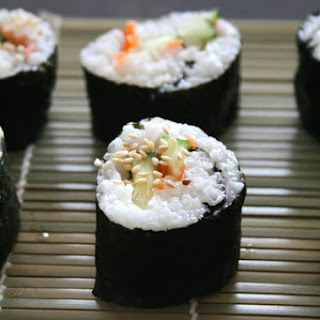 Basic Vegan Sushi