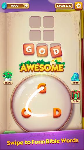 Bible Word Puzzle - Free Bible Story Game 1.8.3 screenshots 1