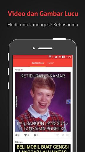 Baca- Berita Terbaru, Informasi, Gosip dan Politik 3.1.5.9 screenshots 4