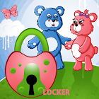 Tema Teddy Bears GO Locker icon