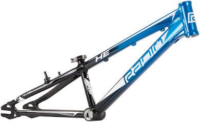 Radio Helium  BMX  Race Frame - Black / Cyan alternate image 7