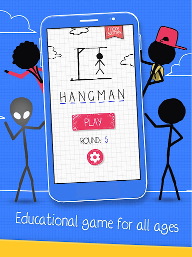 Hangman - screenshot
