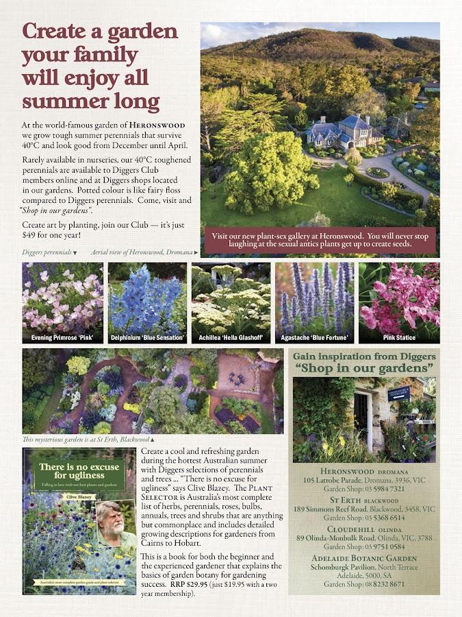 ABC Organic Gardener Magazine- screenshot