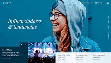 influencer y tendencias