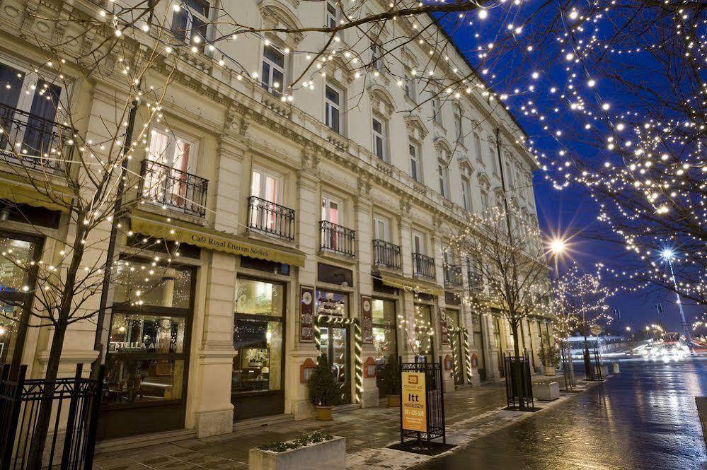 Kerstreis Wenen, Bratislava, Budapest