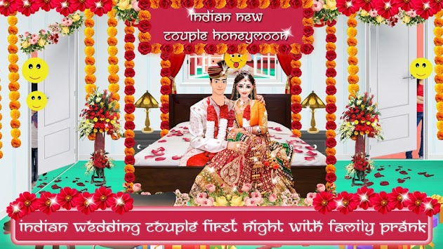 Indian New Couple Honeymoon apk screenshot