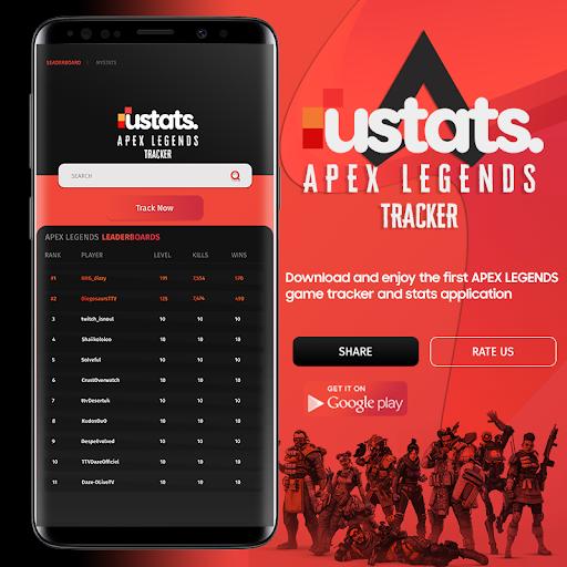 Tracker Stats for Apex Legends 1.4 screenshots 2