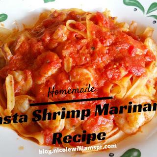 Pasta With Shrimp Marinara Sauce Recipes.