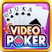 Video Poker - Vegas Casino poker offline or online icon