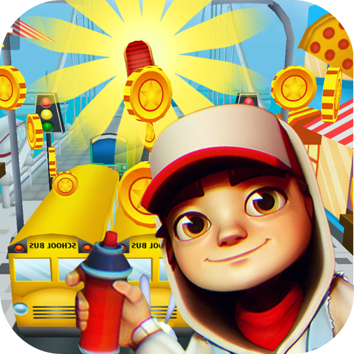 Subway Surf Surfers: Run, Dash & Fly Free Game
