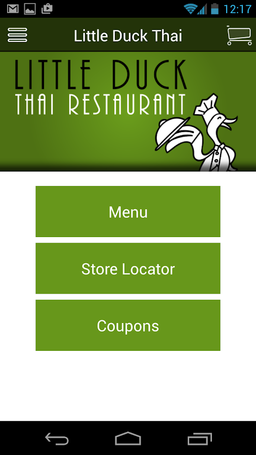 Little Duck Thai Restaurant- screenshot