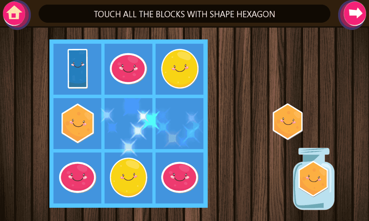 Shapes & Colors Nursery Games - screenshot