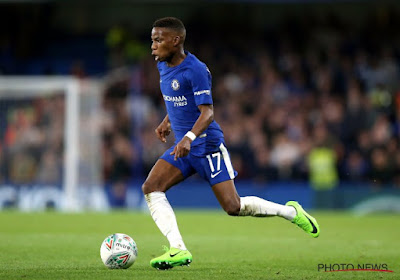 🎥 Charly Musonda Jr travaille à son comeback