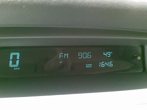 Photo: El coche marca 49 al sol en Cehegin (Murcia); 42 a la sombra. I love it.--enviado desde mi nokia E61i