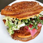 Spicy Churro Chicken Sandwich