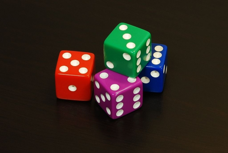 6sided dice