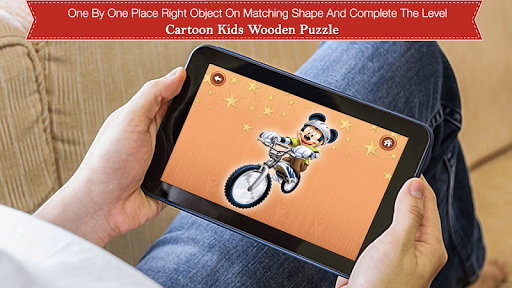 Kids jigsaw puzzles - Wooden puzzle screenshot