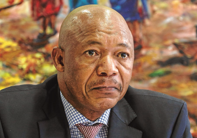 PIC chief investment officer Dan Matjila. Picture: SUNDAY TIMES
