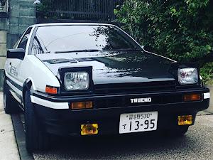 スプリンタートレノ AE86 AE86 GT-APEX 58年式のカスタム事例画像 lemoned_ae86さんの2019年07月16日08:17の投稿