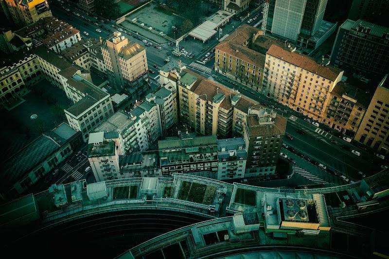Dalla torre della Regione Lombardia di Sergio Locatelli