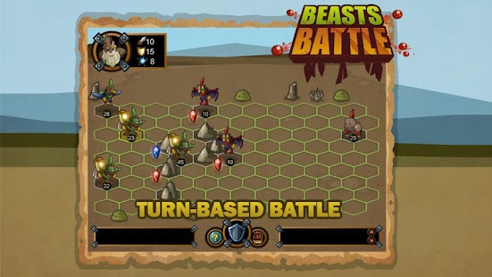 Beasts Battle HD- screenshot thumbnail