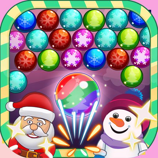 バブルサンタクリスマス 休閒 App LOGO-硬是要APP