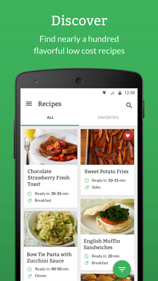 Cooking matters android apps on google play cooking matters screenshot forumfinder Gallery