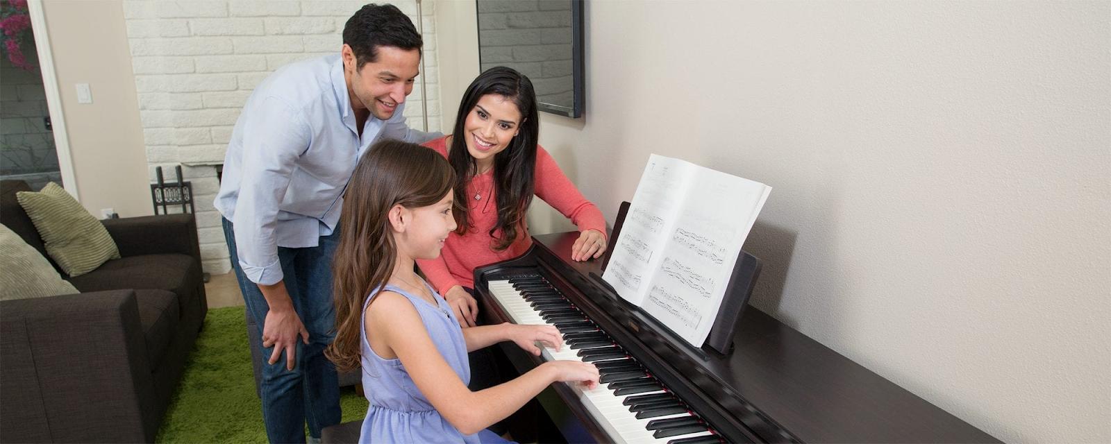 mua đàn piano điện giá rẻ