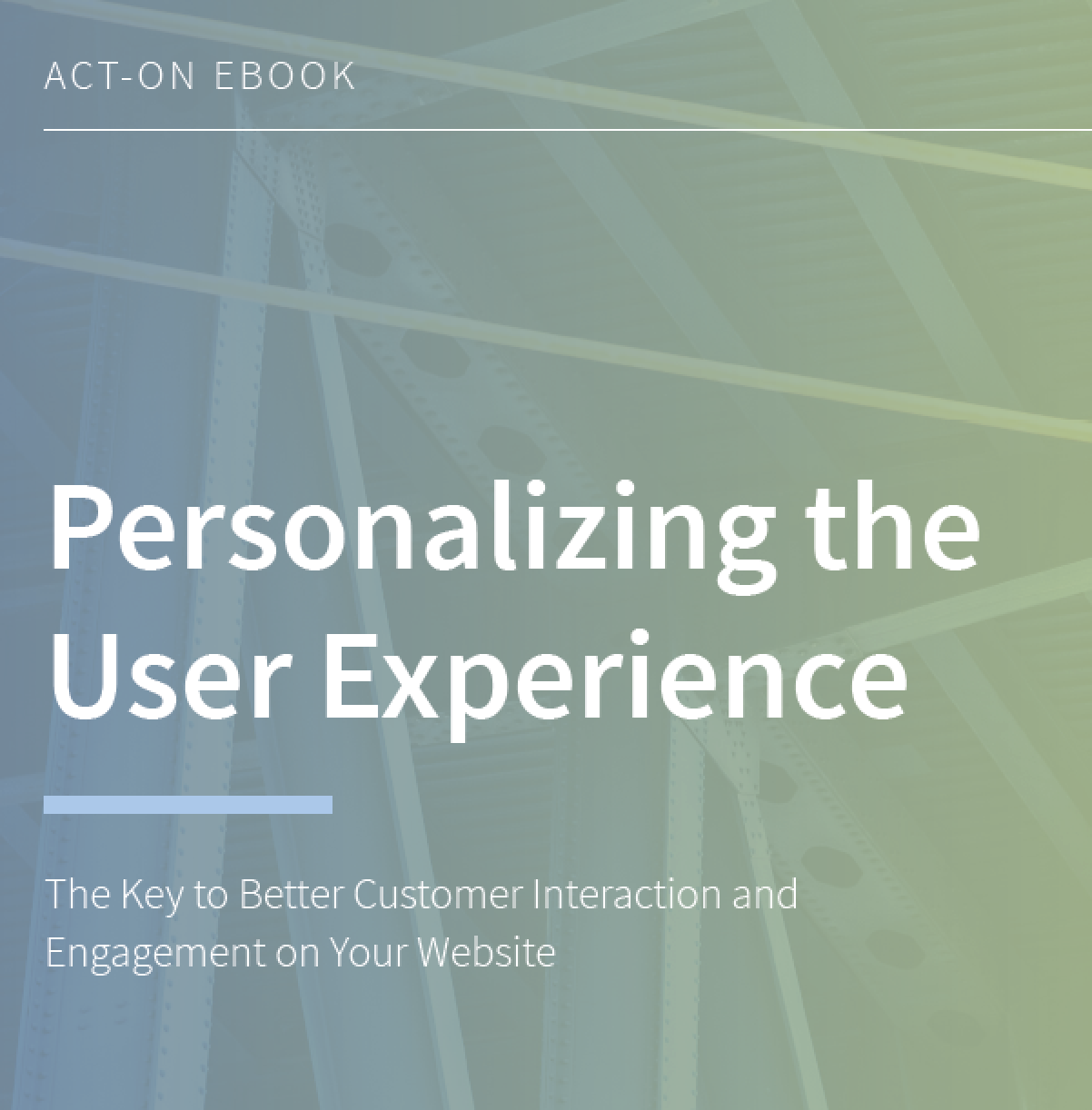 Personalizing the User Experience for Better Customer Interaction and Engagement on Website