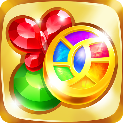 Genies & Gems - Jewel & Gem Matching Adventure (game)