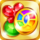 Genies & Gems - Jewel & Gem Matching Adventure icon