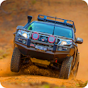 Offroad Mountain Jeep Climb Race 3D icon