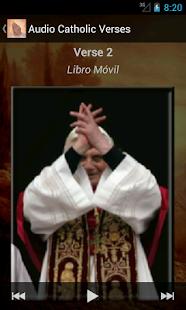 50 Audio Catholic Verses - screenshot thumbnail