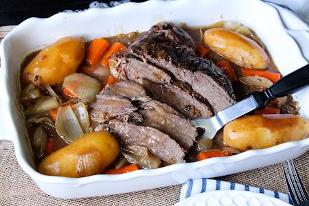 Granny Grant's Crock Pot Pot Roast Recipe