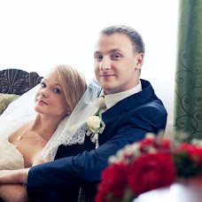 Wedding photographer Nikita Zhuravlev (nic-foto). Photo of 13.04.2013
