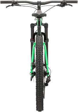 Surly Karate Monkey Front Suspension Bike - High Fiber Green alternate image 0