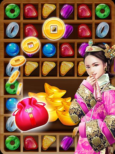 dynasty king jewelry match screenshots 3