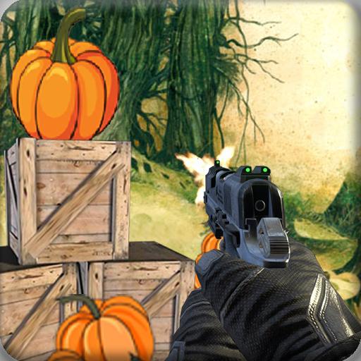 Call of Sniper Final Pumpkin Shooting