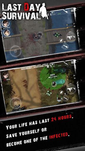 Last Day Survival-Zombie Shooting 24H Dark Dungeon 1.0.9 screenshots 4