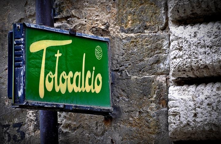 TOTOCALCIO di Paolo Scabbia