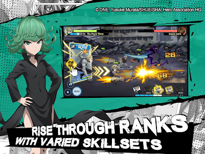 Hack Game One Punch Man apk free